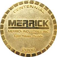 History 100 Years Medallion