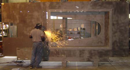 Cleaning Welds Manufacturing Capabilities