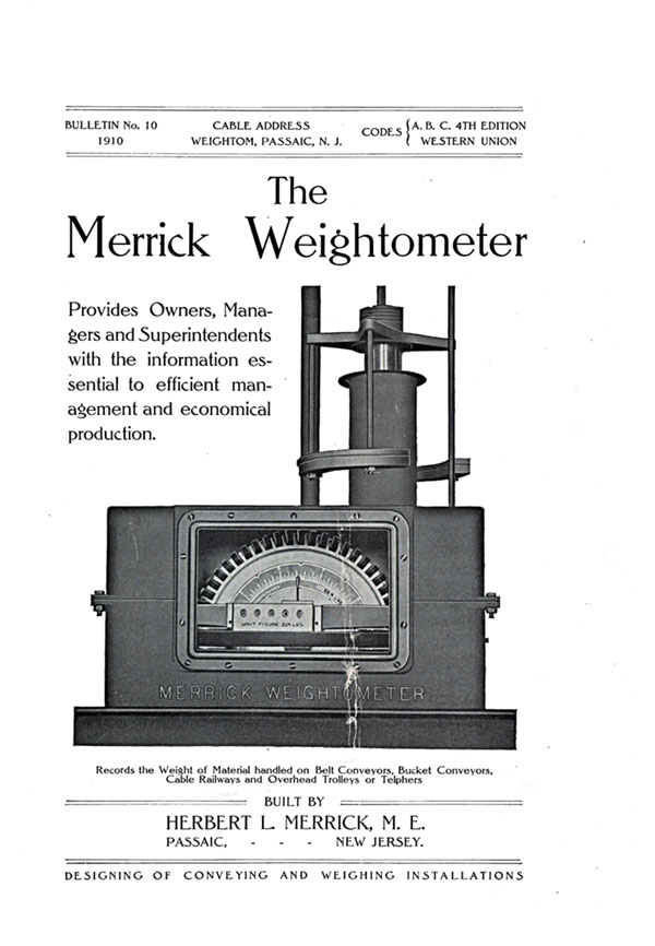 Weightometer Biography