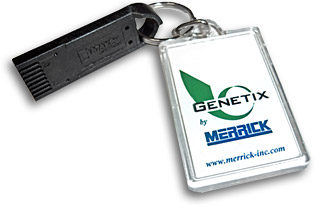 Genetix DNA Key Interface