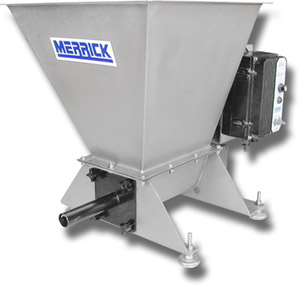Series 100 Volumetric Screw Feeder
