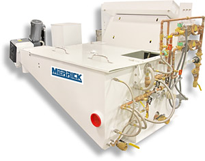 B I F® Dry Chemical Feed Series 41 Detention Slaker